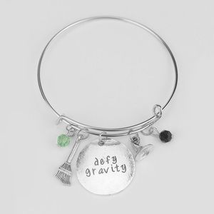 "🆕 ""Defy Gravity"" Wicked Musical Inspired Bangle"